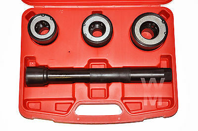 4PC Steering Rack Knuckle Tool Tie Rod End Track Axial Joint Removal Tool