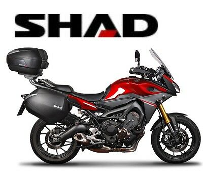Support top case SHAD TOP MASTER Yamaha MT-09 TRACER bagages NEUF new fitting