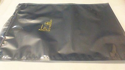5  8x12 Faraday bags EMP  Preppers Survival Bug out bag protect your information