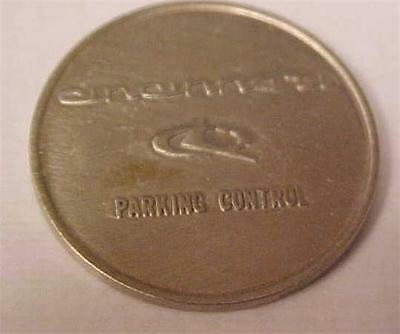 Cincinnati Parking Control Token -10941C