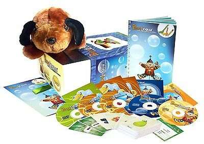 German for Kids: PetraLingua Language Course for Children with DVD, CD, Book