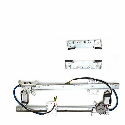 67-79 Ford Truck Power Window Kit hardware door panel regulator 12 volt quality
