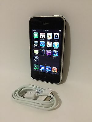 UNLOCKED Apple iPhone 3G - 8GB - Black - Smartphone (MB702LL/A) BEST VALUE