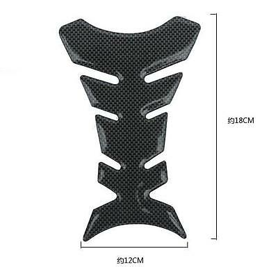 For Motorcycle CBR 600 1000 Carbon Fiber Tank Pad Tankpad Protector Sticker DICA