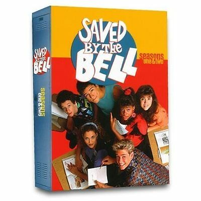 Saved By the Bell Seasons 1 & 2 5-Disc DVD Set