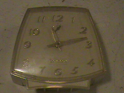 Chatham, Vintage Pull Alarm Clock, Great Working Condition