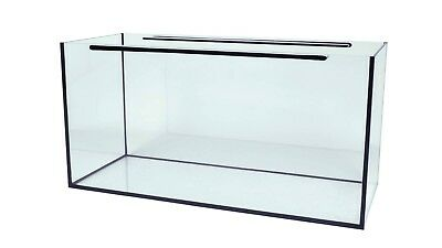 Aquarium Becken 100x40x50 cm 200 Liter Glasbecken Glasaquarium Aquarienbecken