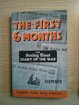 All 12 books of the Sunday Times Cherry Tree War Special really good condition.