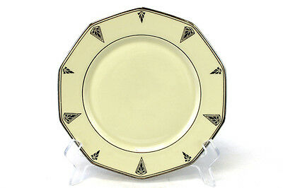 "7.5"" Community Plate Bavaria Germany Deauville 10 Sided Salad Plate"