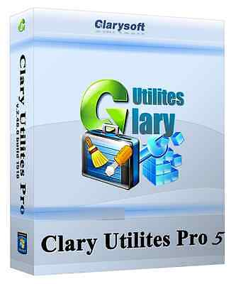 Glary Utilities 5 Pro - One-stop solution for PC performance optimization