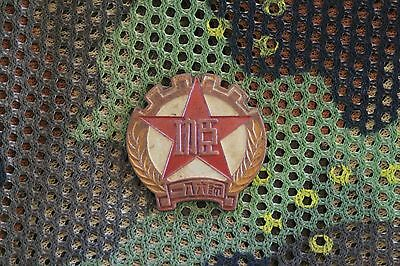 China People's Republic Army Military Badge PLA Chinese #231