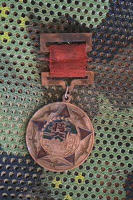 China People's Republic Army Military Medal PLA Chinese #262
