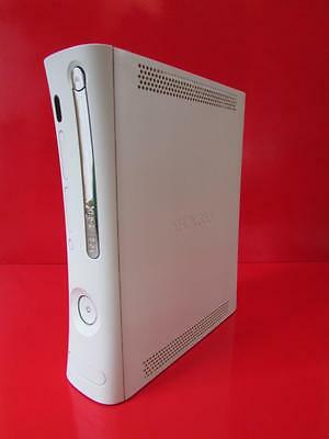 Microsoft XBOX 360 Console with HDMI (White)  WORKS GREAT!