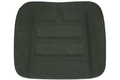 Seat Pad Seat Pillow  cushion fits Grammer DS85/ 90 AR Fabric Black Tractor