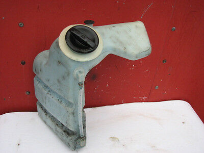 Used Mercury Parts 828163A 2 Oil Tank Assembly OB 50HP 50ELPTO 2000 2001