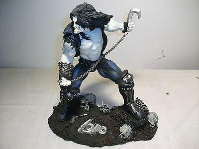 LOBO statue buy DC (FULL SIZE) SORRY NO BOX!