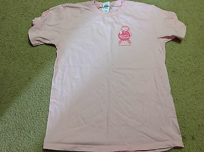 Women's Planet Fitness Breast Cancer T-Shirt size Small