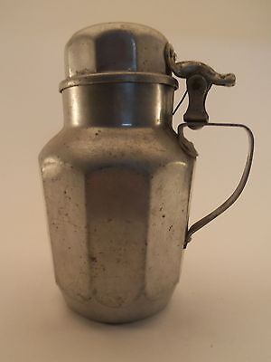 Vintage  Karo Syrup Aluminum Pitcher from 1960's