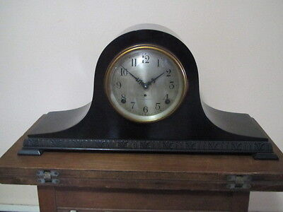 VINTAGE ANTIQUE SETH THOMAS MANTLE CLOCK MADE IN U.S.A.