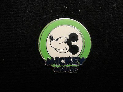 Oh Mickey! Mystery Pouch Green Only Disney Pin Pie Eyed Mickey Mouse