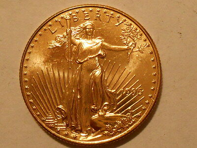 1995  $25 Gold American Eagle - 1/2 Ounce - Key Date - Brilliant Uncirculated