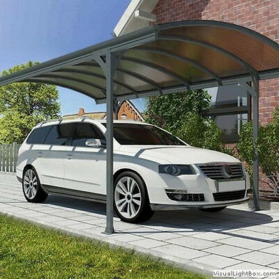 Tepro Carport Vitoria 5000 TOP NEU