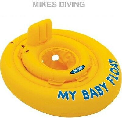 INTEX - RING MY BABY FLOAT inflatable swim seat 6 - 12 Months
