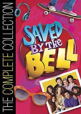 Saved By The Bell: The Complete Series DVD Box Set 13 Disc Seasons 1,2,3,4,& 5