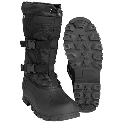 Thermal Winter Mens Extreme Cold Weather Ice Snow Arctic Waterproof Boots : 6-13
