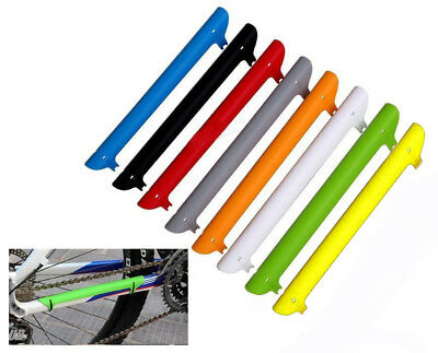 Plastic Chainstay - Road Mtb Bike Bicycle Frame Chain Guard Protector