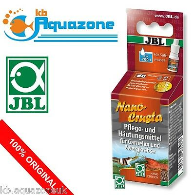 JBL NANOCRUSTA Nano-Crusta nano crusta 15ml shrimps care and shell-moulting