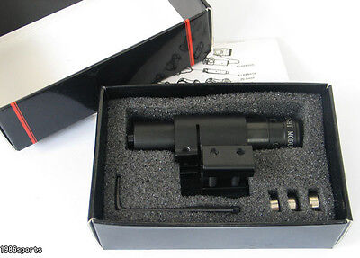 Cow 650nm Red Dot Laser Sight fit for Rifle Scope fit f/Airsoft Light#c41