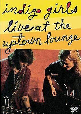 Indigo Girls - Live at the Uptown Lounge (DVD, 2004) RARE-OOP-In Concert-Nice