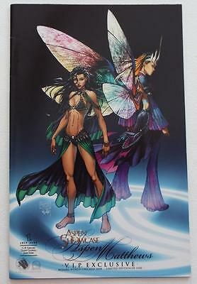NEW Aspen Showcase  Cover C  Wizard World Chicago Exclusive Limited Edition 1500