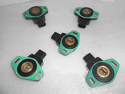 New THROTTLE POSITION SENSOR TPS FIT FOR 03-05 Accord / Element 2.4 ALL x5PCS