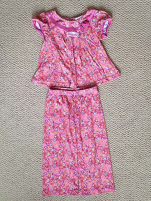 Bitty Baby American Girl Pajamas For Kid Size 3 S Small Pink