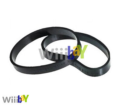 Asda Bissell PowerForce Bagless 6594 6594E 6579 /& 6596 Vacuum Belts x2 Pack