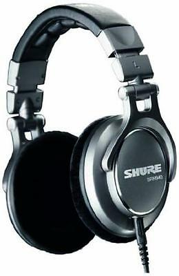 New Shure Sealed SRH940 Reference Studio Headphones Japan