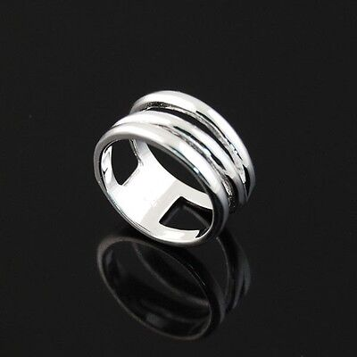 Fashion Beauty Charming Silver Plated ring Rings Fashion Jewelry PZ5