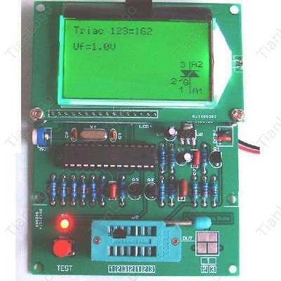 GM328 transistor tester/ ESR table / LCR / frequency meter / square wave genera