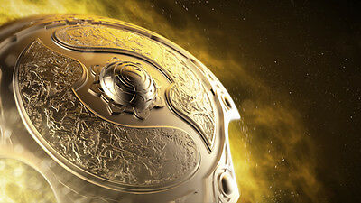 2 x Tickets for Dota 2: The International 2015 (TI5) General Admission