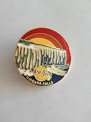 Niagara Falls Maid of the mist Hard Rock Cafe pin