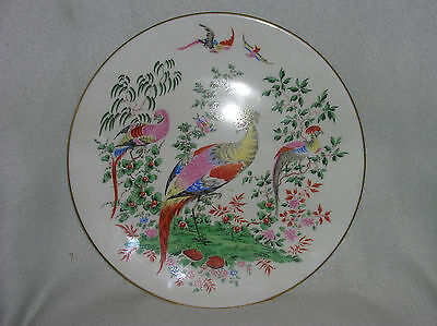 Royal Worcester Collector Plate - Fabulous Birds - Number 8,285 of 10,000