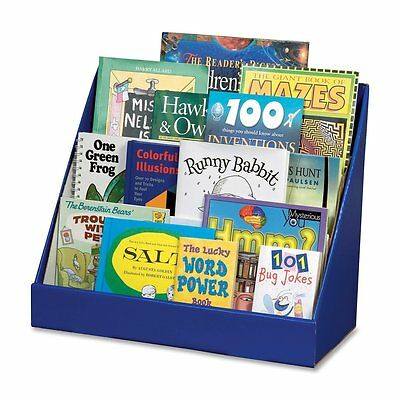 Classroom Keepers Book Shelf, Blue , New, Free Shipping