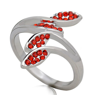 Hot sale new fashion inlaid upscale jewelry S80 Silver CZ rings    **R428-8