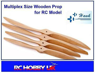 Wooden Prop for RC Model 14'' x 4