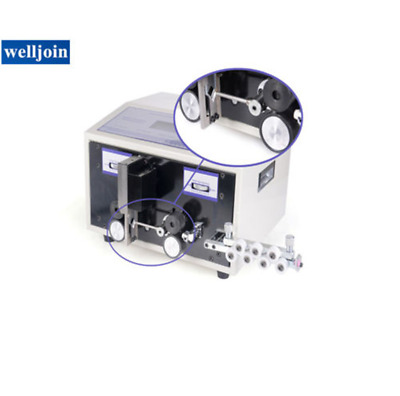 SWT508C Automatic strip wire machine/skinning cutting wire 2.5mm2 110V/220V