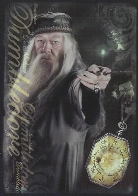 HARRY POTTER AND THE HALF-BLOOD PRINCE TRADING CARD - CHASE #R4