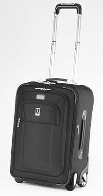 "TRAVELPRO CREW 8 20"" CARRY-ON EXPANDABLE BUSINESS PLUS WHEELED LUGGAGE"