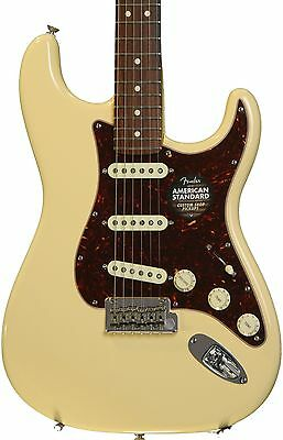 Fender Limited Edition American Standard Stratocaster - Vintage White Rosewood